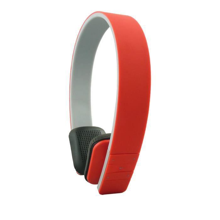 Emartbuy® SleekWave Bluetooth HD Casque Audio Stéréo sans Fil in