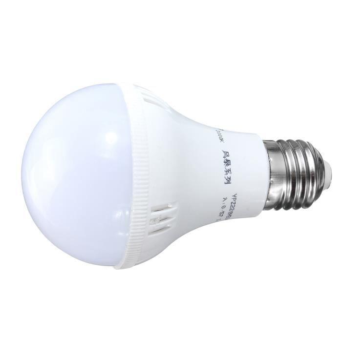 e27 globe ampoule 5630 led 7w economie d 39 energie blanc. Black Bedroom Furniture Sets. Home Design Ideas