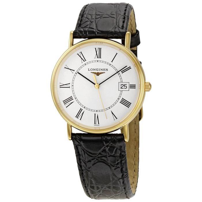longines lng47202112 homme montre achat vente montre. Black Bedroom Furniture Sets. Home Design Ideas