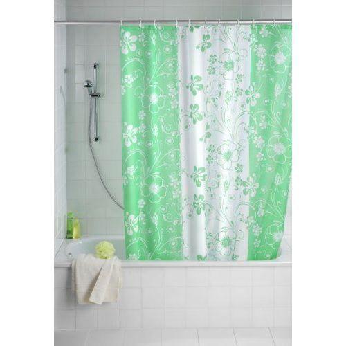 Rideau de douche textile - Rideau de douche 180x180 ...