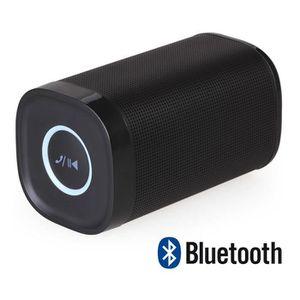 CONTINENTAL EDISON Enceinte Bluetooth portable 10W noir - Kit mains libres