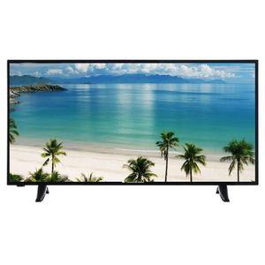 CONTINENTAL EDISON 40S0416B3 - Smart TV LED Full HD 101cm (40??) - Résolution 1920x1080 - Format 16/9 - Luminosité 300MINI - 4000:01 - Temps de réponse 8ms - Son Dolby Digital - Puissance audio 2x8W - Fréquence 50Hz - Prise Péritel - 2xHDMI - 1xUSB - Prise casque - Sortie audio digitale coaxiale - Classe énergétique A+
