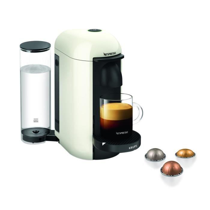 Machine à café Krups Nespresso + capsules