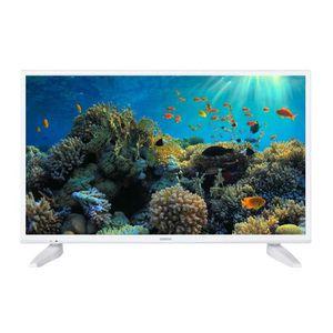 OCEANIC TV 320316W3 - HD - 80cm (32 pouces) - LED - 2 HDMI - Classe A+ - Blanche