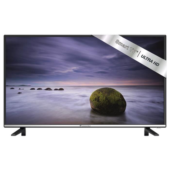tv 4k uhd achat vente pas cher les soldes sur. Black Bedroom Furniture Sets. Home Design Ideas