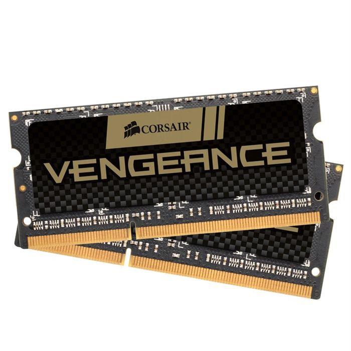 MÉMOIRE RAM Corsair 8Go DDR3 1866MHz CL10 SODIMM Vengeance