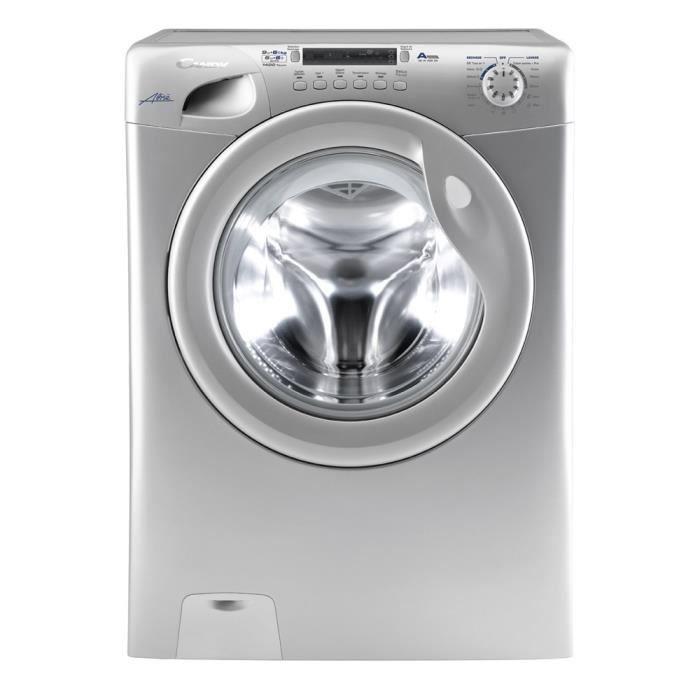 candy gcw 496ds lavante s chante achat vente lave. Black Bedroom Furniture Sets. Home Design Ideas