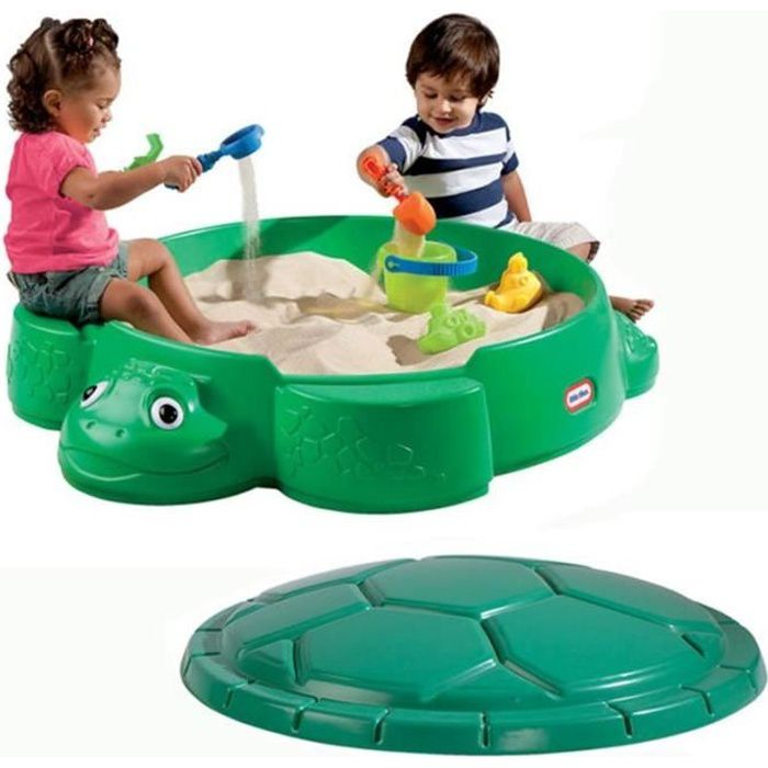 little tikes tortue bac sable achat vente jouet de plage cdiscount. Black Bedroom Furniture Sets. Home Design Ideas