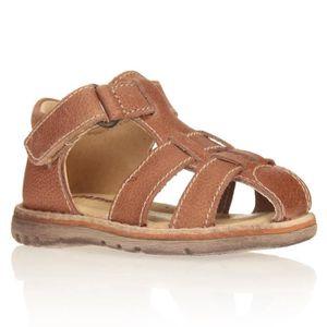 SANDALE - NU-PIEDS PATATRAS Sandales Cuir Chaussures Bébé Garçon