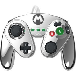 MANETTE CONSOLE PDP manette filaire Wii/Wii U Mario