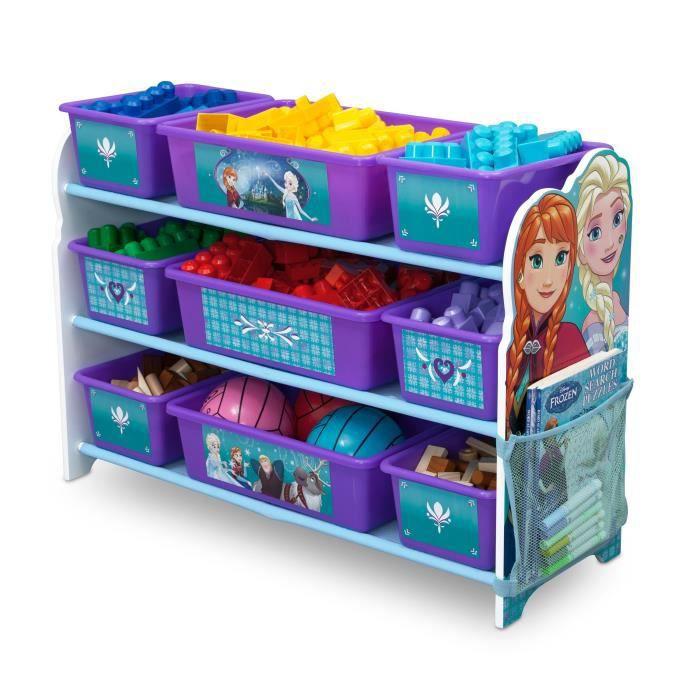 rangement chambre fille achat vente jeux et jouets pas chers. Black Bedroom Furniture Sets. Home Design Ideas