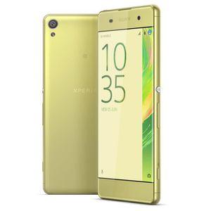 SMARTPHONE Sony Xperia XA 16 Go Lime Or