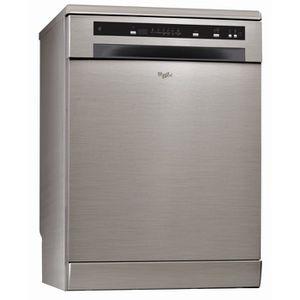 whirlpool adp74426ix lave vaisselle 13 couverts achat vente lave vaisselle les soldes sur. Black Bedroom Furniture Sets. Home Design Ideas