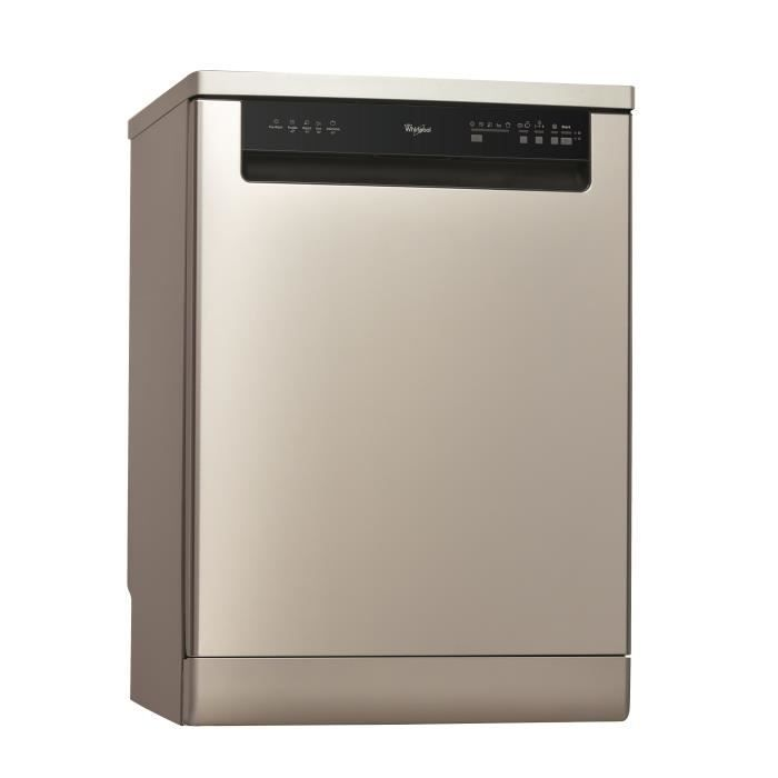 whirlpool adp1826ix lave vaisselle achat vente lave vaisselle les soldes sur cdiscount. Black Bedroom Furniture Sets. Home Design Ideas