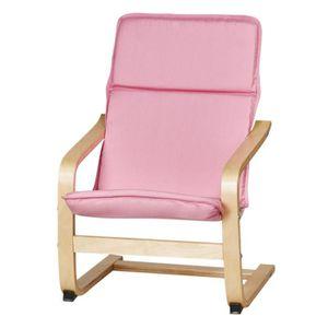 fauteuil fauteuil de relaxation enfant en mtal noir et pie - Fauteuil Scandinave Enfant