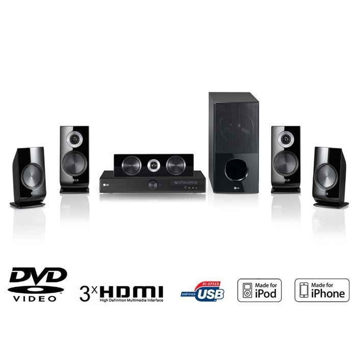 Object moved - Cdiscount home cinema ...