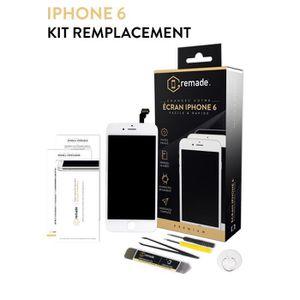 PIÈCE TÉLÉPHONE RIF Kit réparation Ecran iPhone 6 Blanc