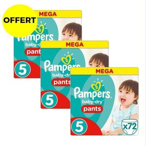 pampers achat vente pampers pas cher cdiscount. Black Bedroom Furniture Sets. Home Design Ideas