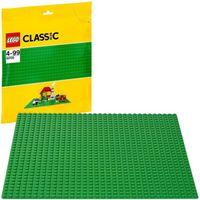 ASSEMBLAGE CONSTRUCTION LEGO Classic 10700 La plaque de base verte