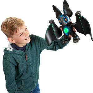 NOCTO Robot Chauve Souris 28 cm Bat Intéractif
