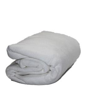 drap housse 160x200cm molleton achat vente drap housse 160x200cm molleton pas cher soldes. Black Bedroom Furniture Sets. Home Design Ideas