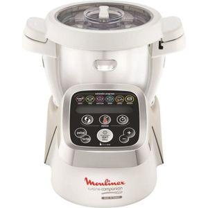 Robot cuiseur en portugais moulinex companion hf800a13 achat vente robot multifonctions - Livre de recette pour robot multifonction cuiseur ...