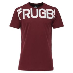 MAILLOT DE RUGBY RUGBY DIVISION T-shirt Brand Homme RGB