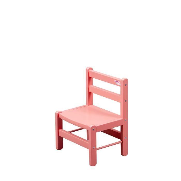Table d 39 enfant de jeux pupitre en bois rose fille fabriqu e en france achat vente bureau - Pupitre enfant bois ...