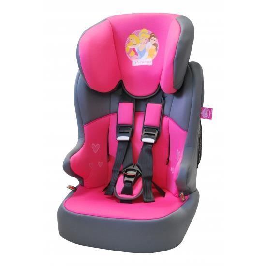 siege auto rehausseur racer princess disney gr 2 3 achat. Black Bedroom Furniture Sets. Home Design Ideas