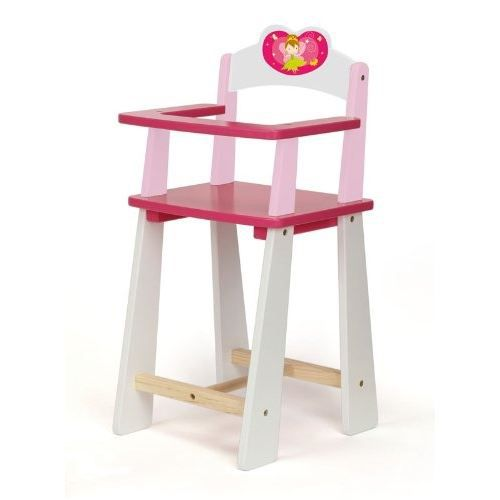 House of toys 777270 poup e chaise haute f e achat for Chaise haute toys r us
