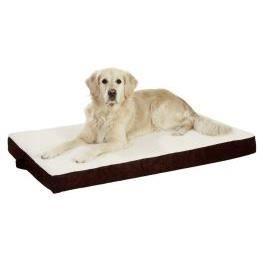 Panier pour chien rectangulaire ortho bed m achat - Panier pour chien en bois ...