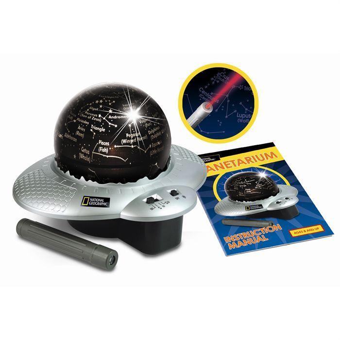Planetarium i Jels sort kusse