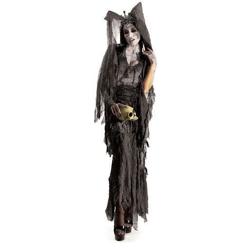D Guisement Lady Gruesome Femme Halloween Achat Vente D Guisement Panoplie Cdiscount