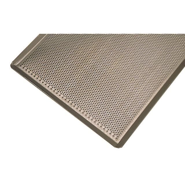 Plaque perfor e professionnelle 530 325 mm achat for Plaque de cuisson professionnelle