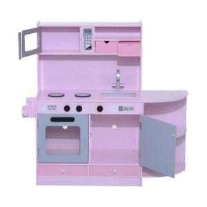 cuisine bois janod achat vente jeux et jouets pas chers. Black Bedroom Furniture Sets. Home Design Ideas