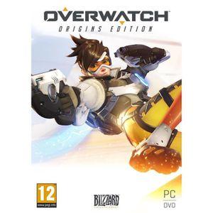 JEU PC Overwatch Edition Origins Jeu PC