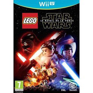 JEU WII U NOUVEAUTÉ LEGO Star Wars : Le Réveil de la Force Jeu Wii U