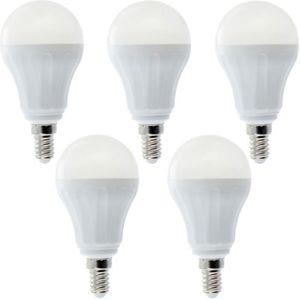 ampoule led e14 60w achat vente ampoule led e14 60w pas cher cdiscount. Black Bedroom Furniture Sets. Home Design Ideas