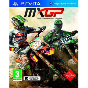 JEU PS VITA MXGP - The Official Motocross Videogame (Playst...