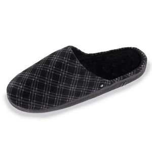 CHAUSSON - PANTOUFLE Chausson mules homme