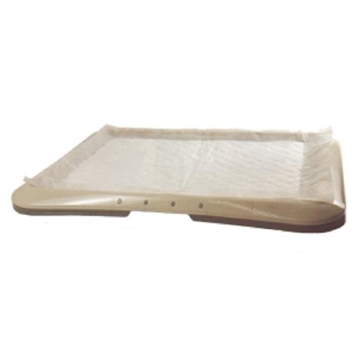 toilette pour chien achat vente tapis propret al se toilette pour chien cdiscount. Black Bedroom Furniture Sets. Home Design Ideas