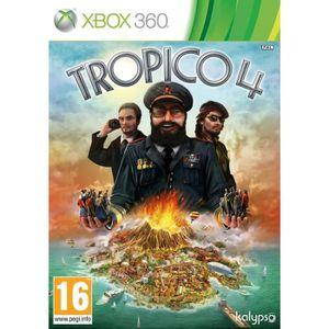 JEUX XBOX 360 Tropico 4 Jeu X360