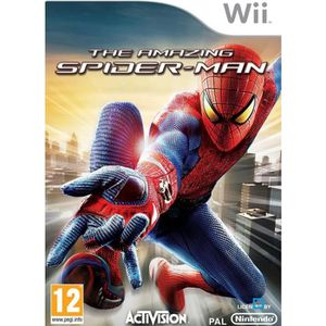 JEUX WII THE AMAZING SPIDER-MAN / Jeu console Wii