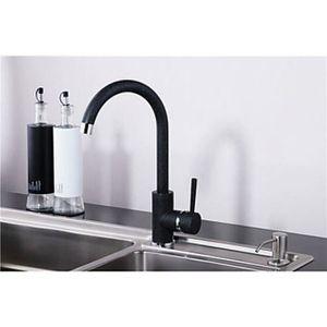 robinetterie de cuisine noire achat vente robinetterie. Black Bedroom Furniture Sets. Home Design Ideas