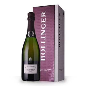 CHAMPAGNE Bollinger La Grande Année 2004 Brut Rosé 75cl - Co