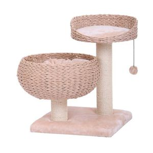 arbre a chat bois achat vente arbre a chat bois pas. Black Bedroom Furniture Sets. Home Design Ideas
