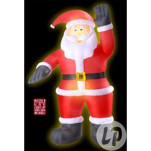 Pere noel lumineux achat vente pere noel lumineux pas cher soldes cdiscount - Pere noel gonflable pas cher ...