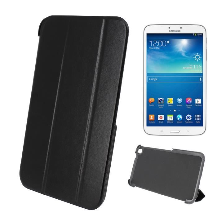Pour samsung tablette galaxy tab 3 8 0 housse aspect for Housse tab s2 8