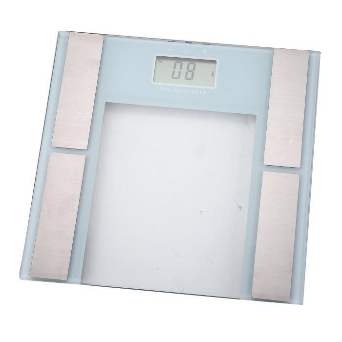 Meilleure mesure de la graisse corporelle