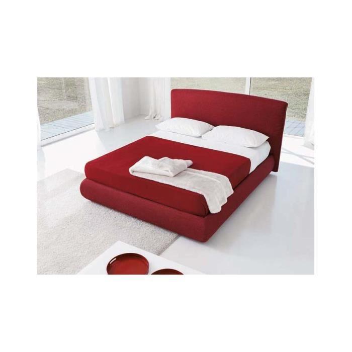 lit coffre grazia 160x200 et t te de lit rev te achat. Black Bedroom Furniture Sets. Home Design Ideas